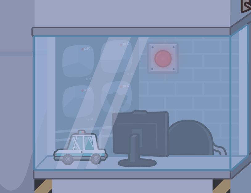 Кнопка за монитором диспетчера